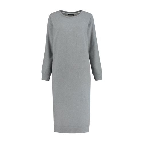 Sweater dress Dolly of organic cotton