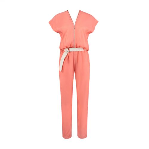 Jumpsuit 'Camp' With Zipper Closure
